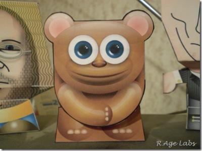 Медвед - новый тайный член карманного ZOG