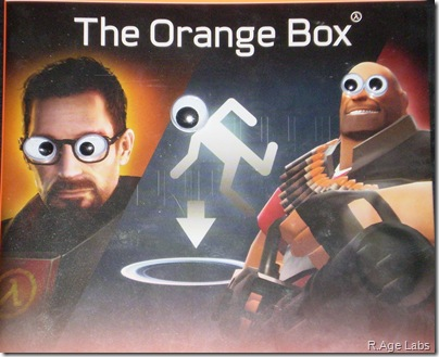 Глазастый Orange Box