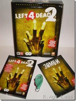 Left4Dead подарочное издание