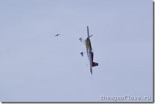 Тренировка спортсменов-авиамоделистов