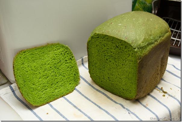 Зелёный хлеб