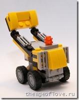 Погрузчик Lego 31014