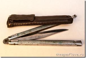 Самодельный чехол для ножа