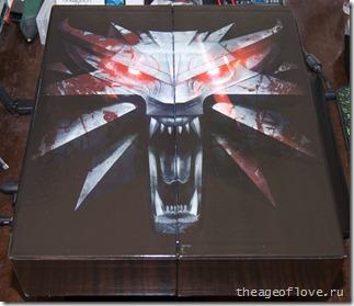 Ведьмак 3 внутренняя коробка
