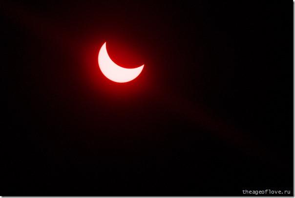 Солнечное затмение 20 марта 2015 года