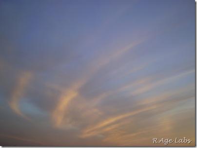 Небо в полосочку