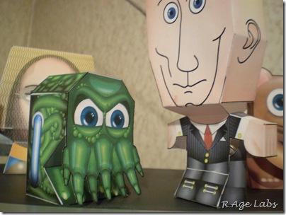 Карманное ZOG: Ктулху и Путин.
