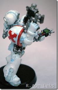 Warhammer40k - Белый шрам с показометром