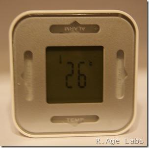 Двадцать шесть градусов Цельсия