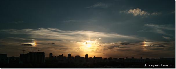 Паргелий, Москва, 19.09.2012