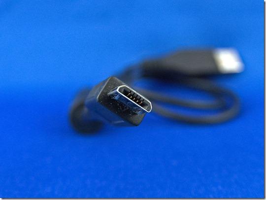 Micro B USB Plug