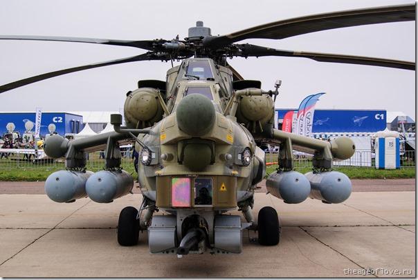 """Я и Ми-28Н """"Ночной охотник"""""""