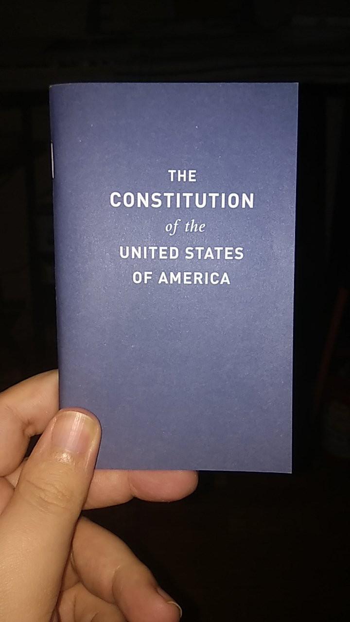 Конституция, которая работает