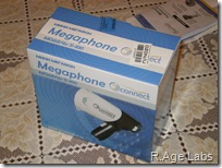 Мегафон jj Connect S-100 коробка