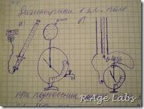 Электрошокер, самовар, конденсатор