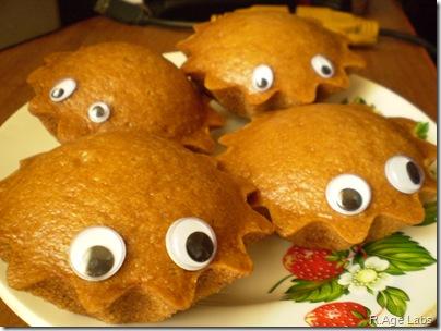 Пироги с глазами