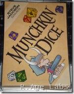 Munchkin Dice - упаковка
